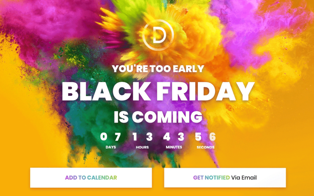 Looking Forward to Divi Freebies from Elegant Themes